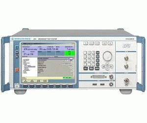 Rohde & Schwarz SFU option K1,K2,B30,B90